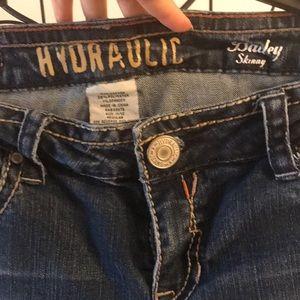 Hydraulic Skinny jeans size 11/12